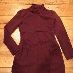 Athleta sweatshirt dress size M
